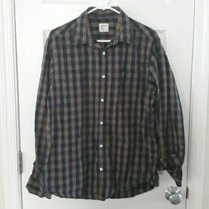 5 for 10, Old Navy plaid shirt,  large